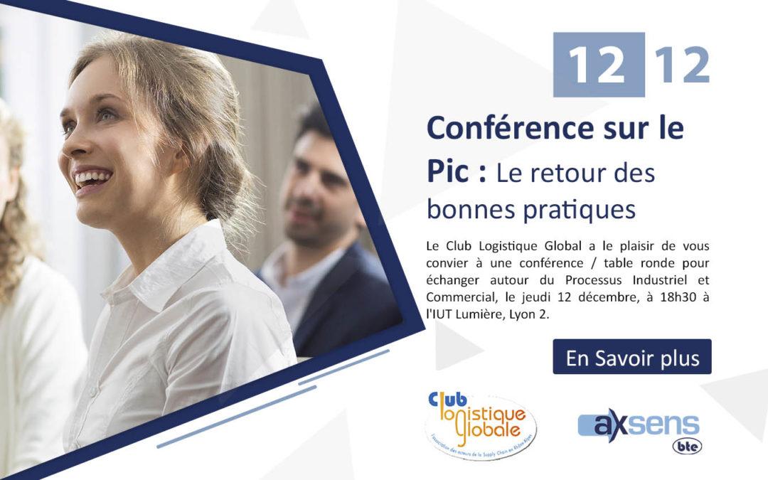 Conférence sur le PIC – 12 décembre 2019 à Lyon