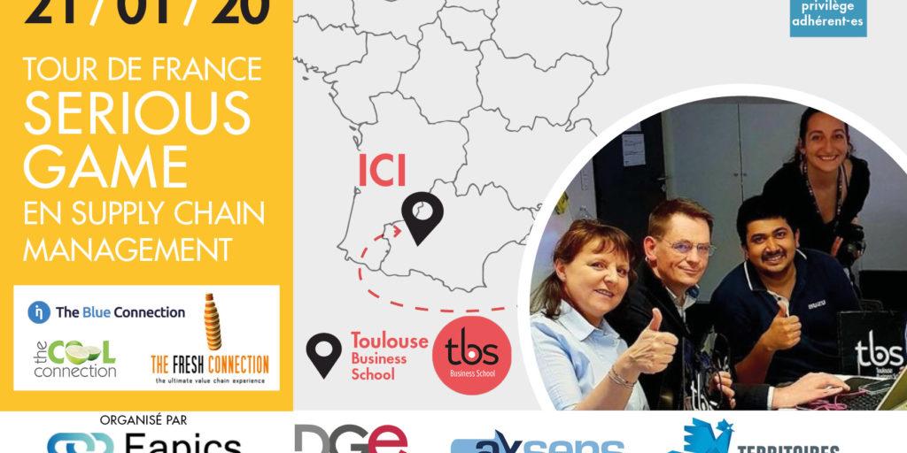 Journée the fresh et cool connection à Toulouse – 21 Janvier 2020