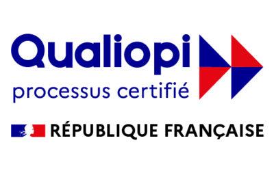 AXSENS a obtenu la certification QUALIOPI